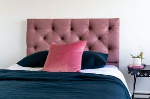 Greta King Headboard by Sleep Systems