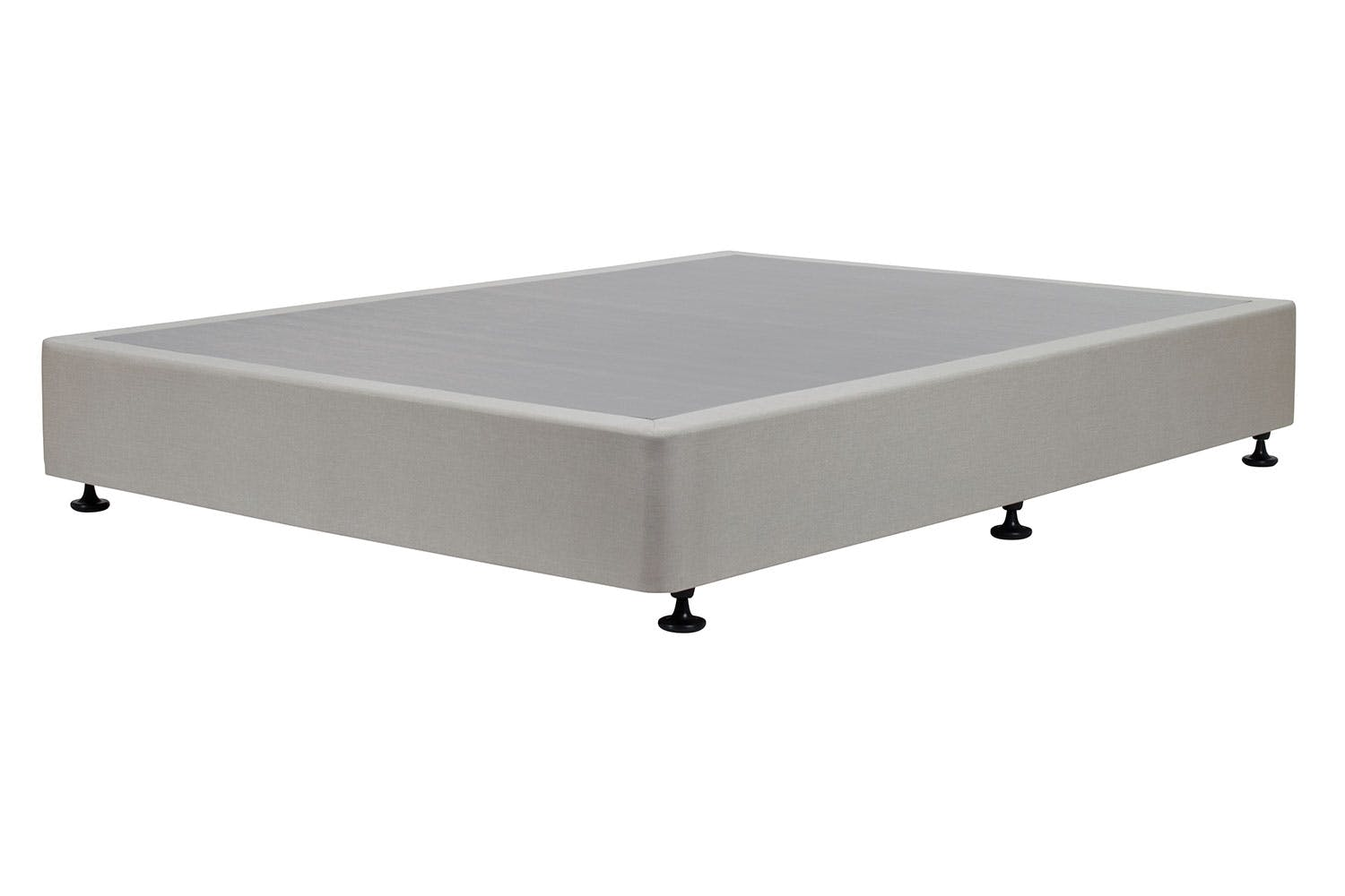 Trendtek Plain Queen Bed Base by Sleep Systems | Harvey ...