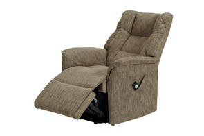Victor Large Multi-Function Fabric Recliner Chair by IMG