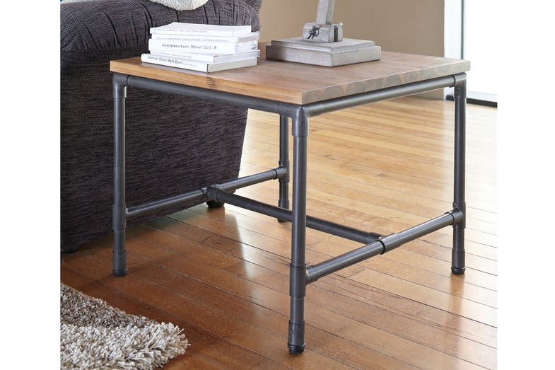 Atelier lamp table by john young furniture harvey norman for Lamp table harvey norman