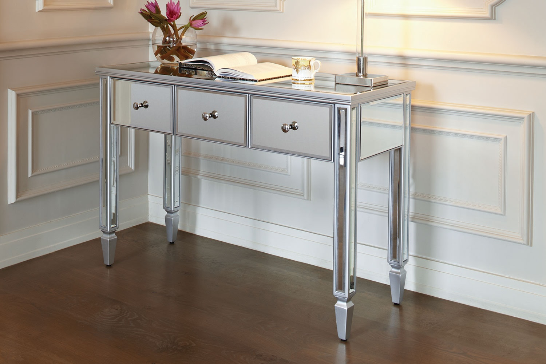 Mirano 3 Drawer Vanity by Nero Furniture