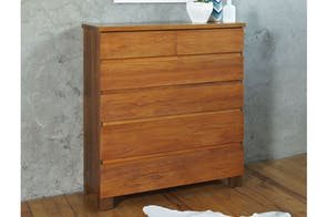 Riverwood 6 Drawer Chest by Sorensen Furniture