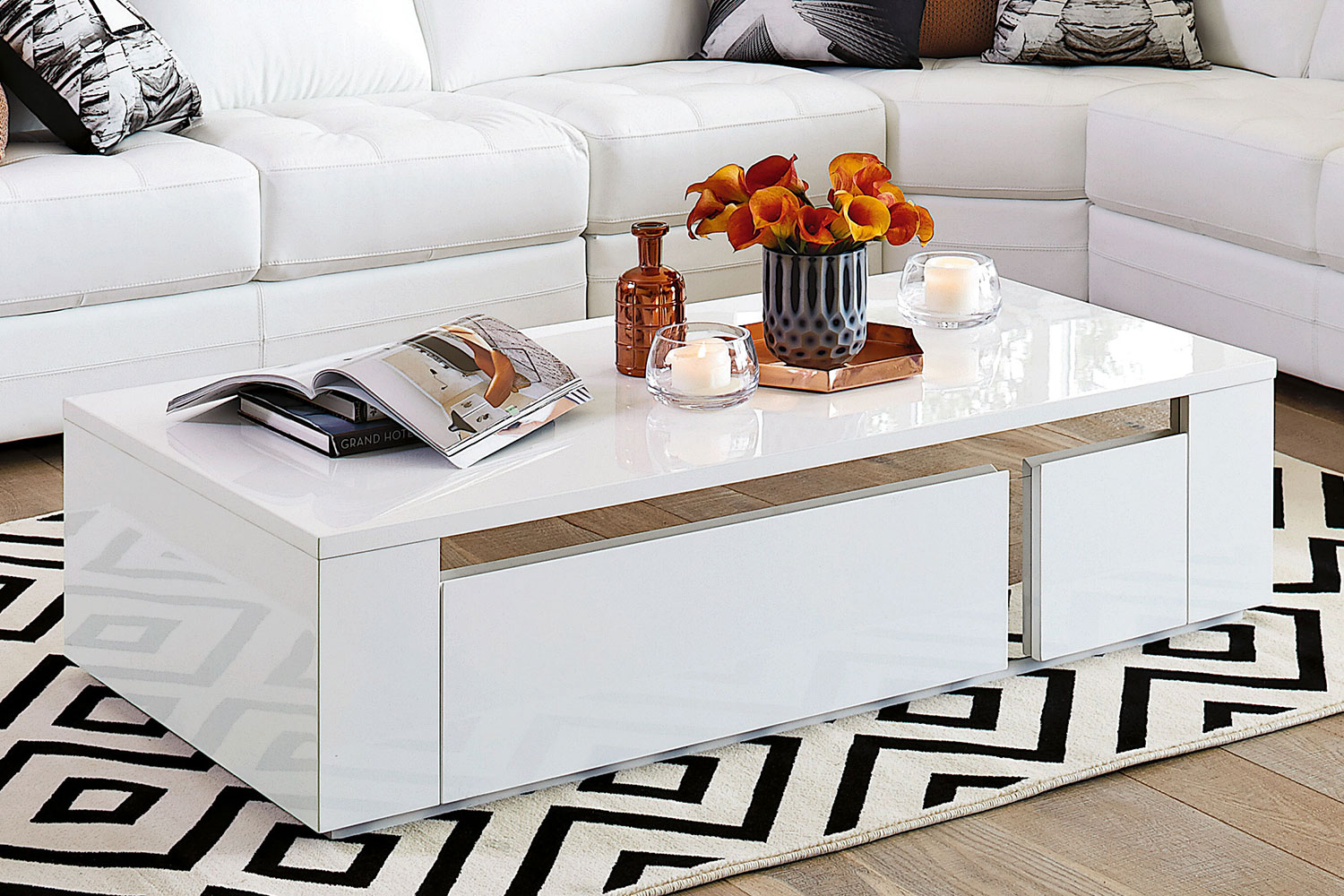Senti Coffee Table by Insato Furniture Harvey Norman New Zealand