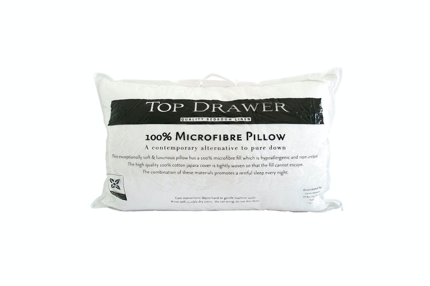 Top Drawer Microfibre Pillow - Medium