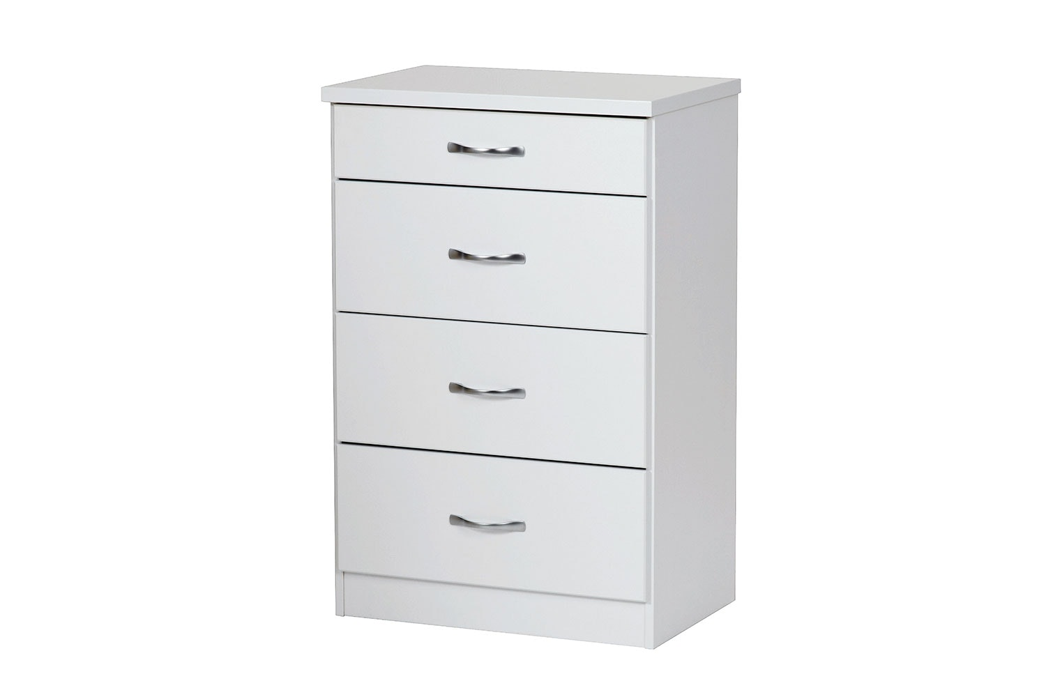 Dominic 4 Drawer Chest by Compac Furniture