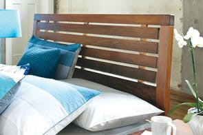 Riverwood Standard Slat Queen Headboard by Sorensen Furniture