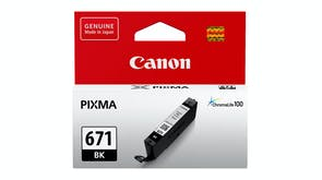 Canon CLI-671BK Ink Cartridge - Black
