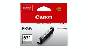 Canon CLI-671GY Ink Cartridge - Grey