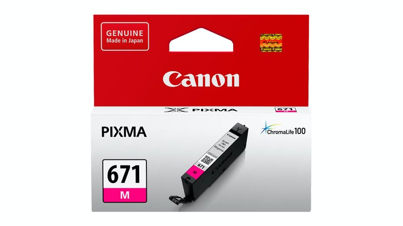 Canon CLI-671M Magenta Ink Cartridge