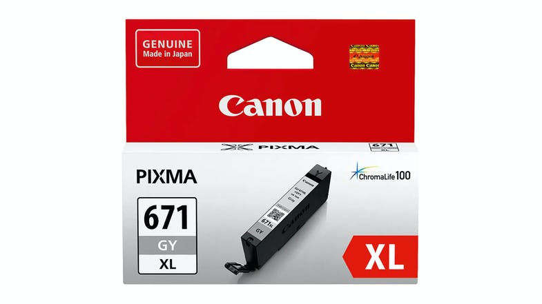Canon CLI-671XL Grey Ink Cartridge