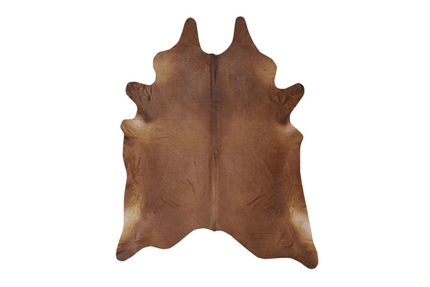Natural Cowhide Rug by Collezione