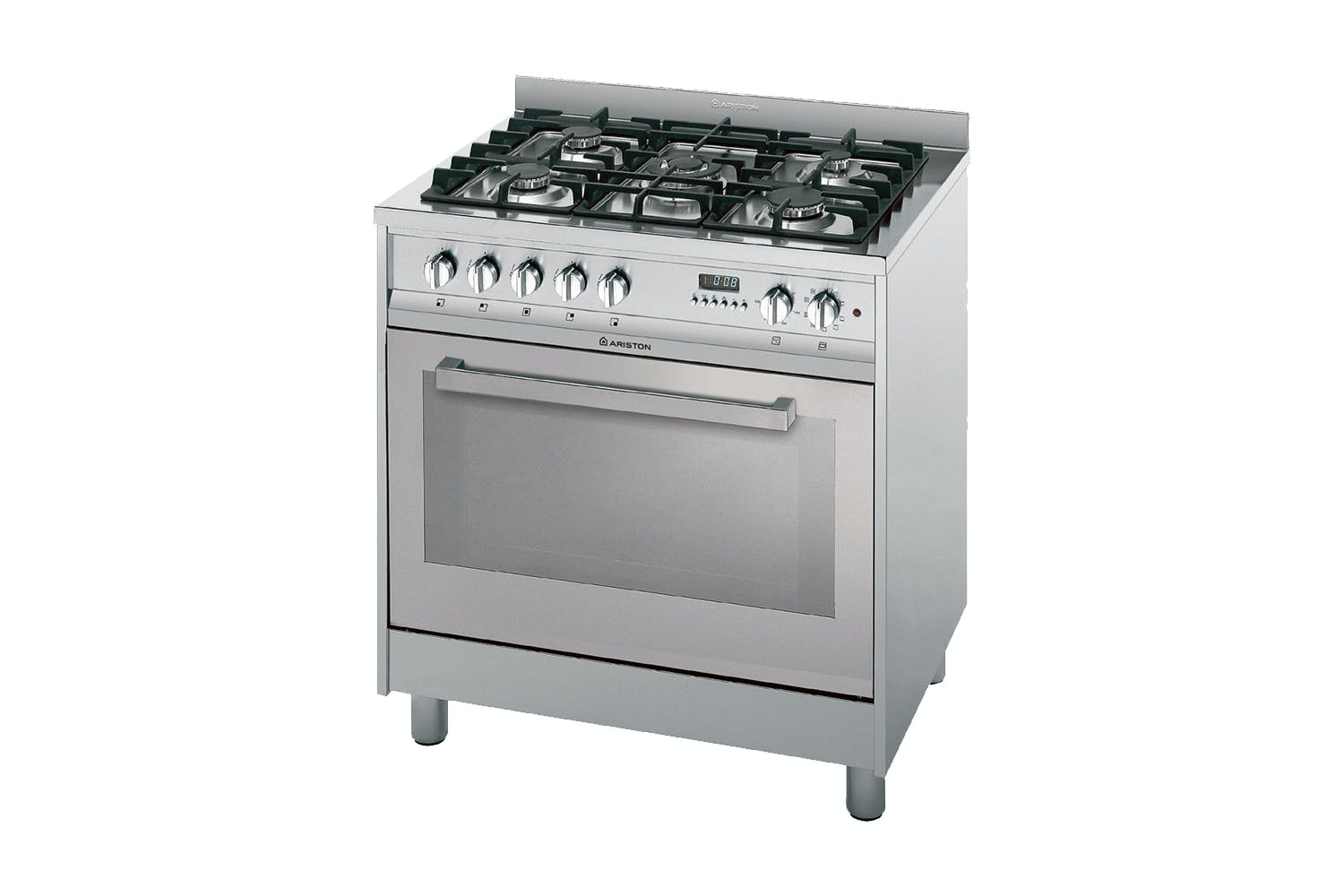 Ariston 90cm Professional Freestanding Oven with Gas Cooktop ...