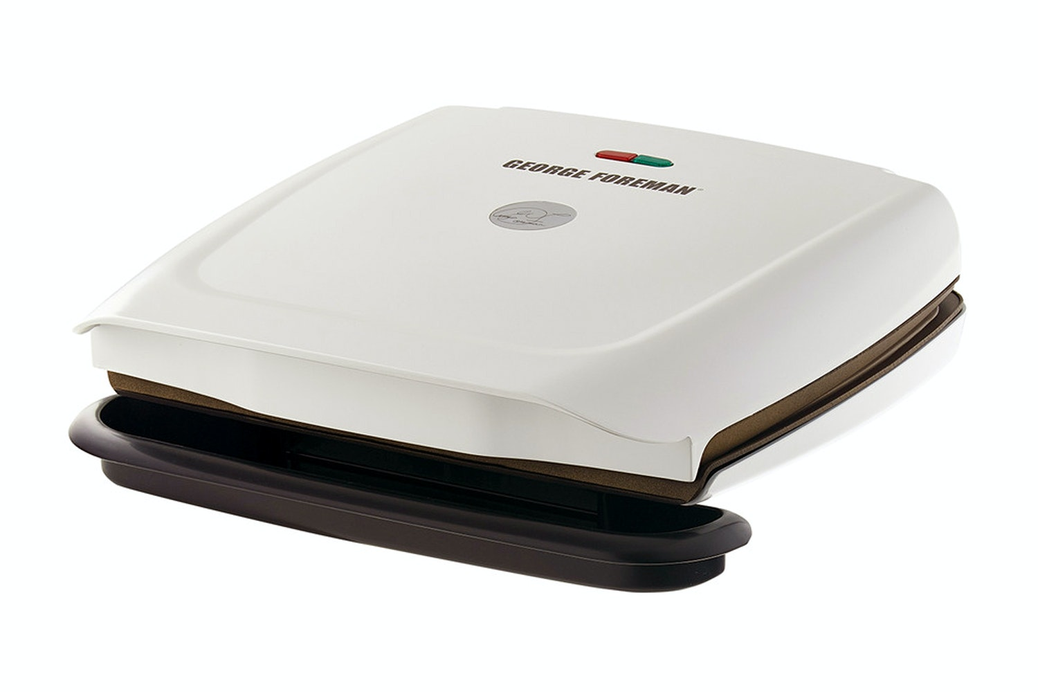 george foreman lean grilling machine