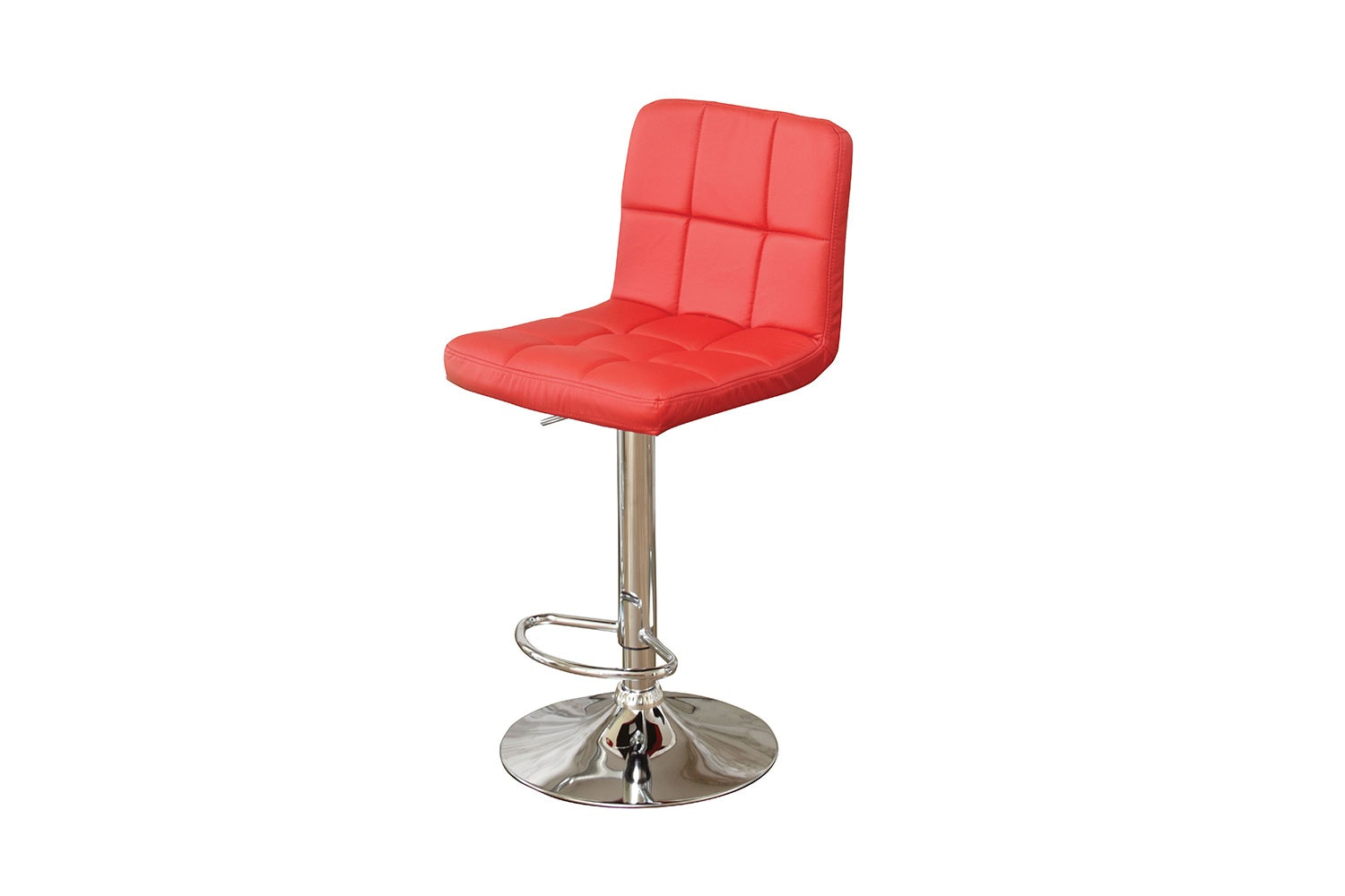 Galaxy Bar Stool - Red
