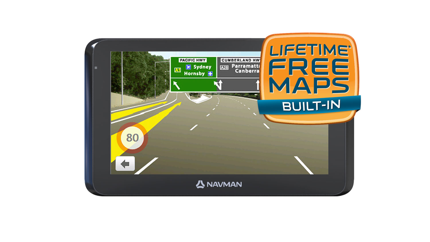 Download Usa Map On Tomtom Wall HD 2018