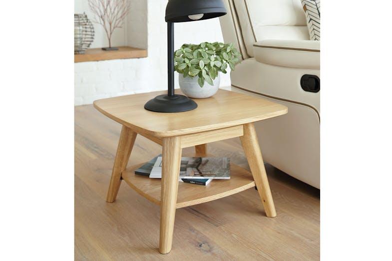 Oslo lamp table by vivin harvey norman new zealand for Lamp table harvey norman