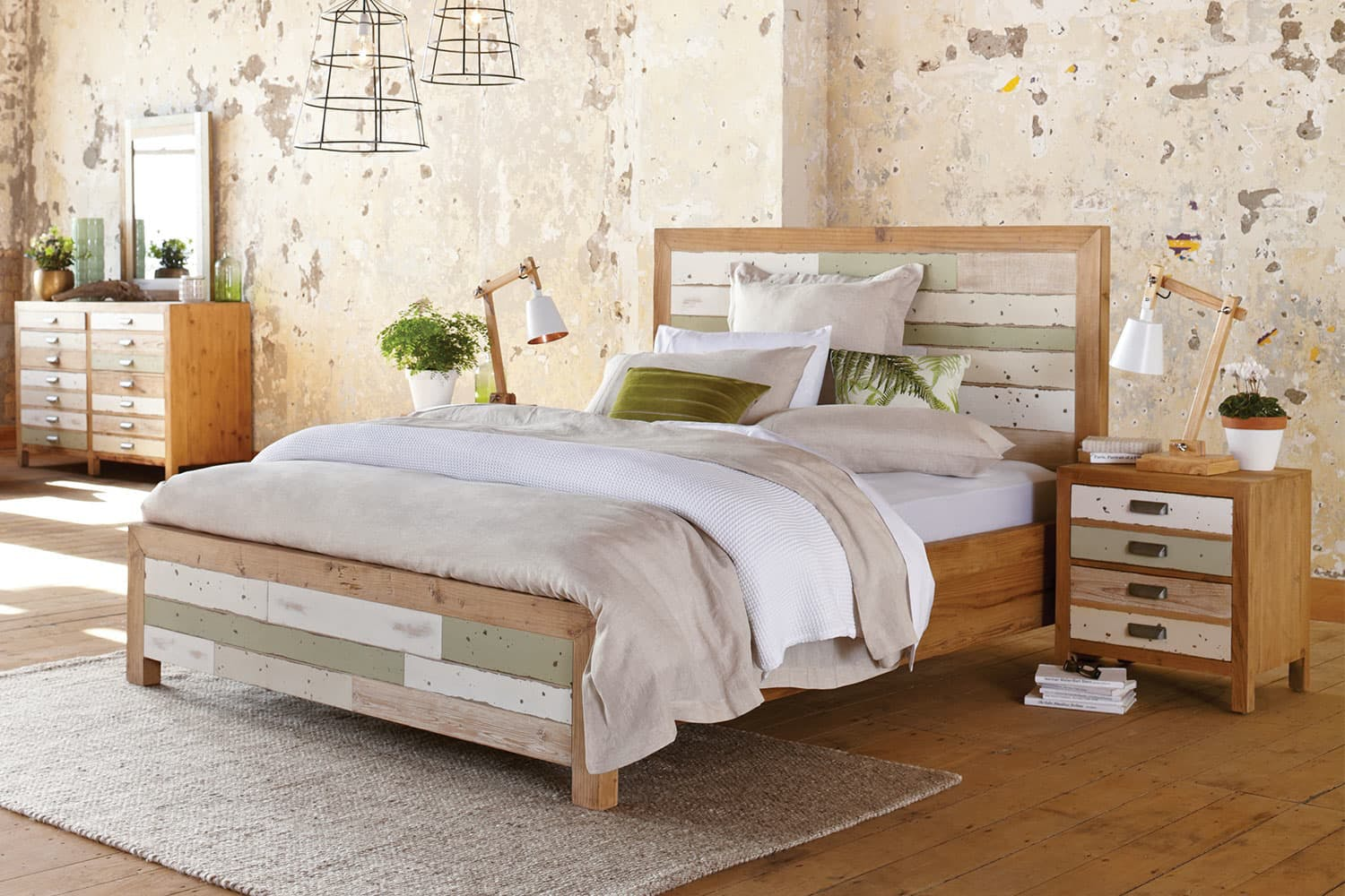 Trend king bed frame by vivin harvey norman new zealand - Harvey norman bedroom sets ...