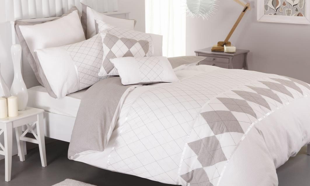 Argyle Bed Linen by Bambury