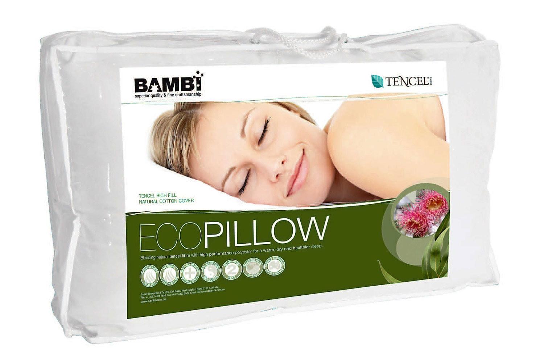 Bambi Eco Tencel Blend Firm Pillow