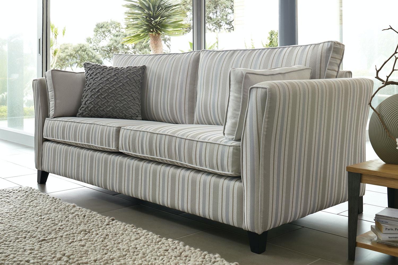Vienna 3 Seater Fabric Sofa By Evan John Philp