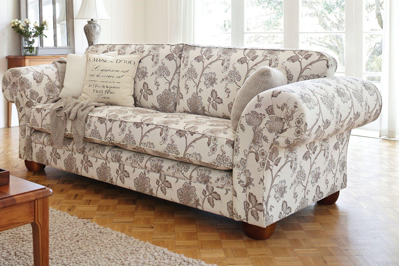 Sorrel 3 Seater Fabric Sofa by Evan John Philp | Harvey ...