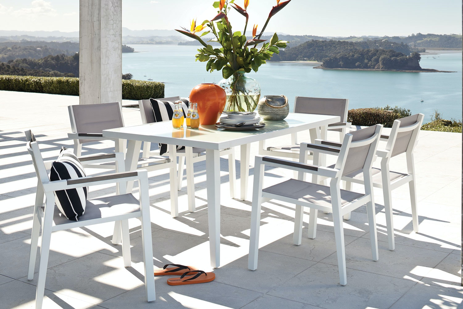 Casa 7 Piece Outdoor Dining Setting Harvey Norman New Zealand . Part 55