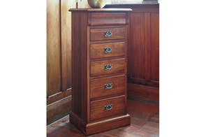 Clevedon 6 Drawer Lingerie Chest by Woodpeckers