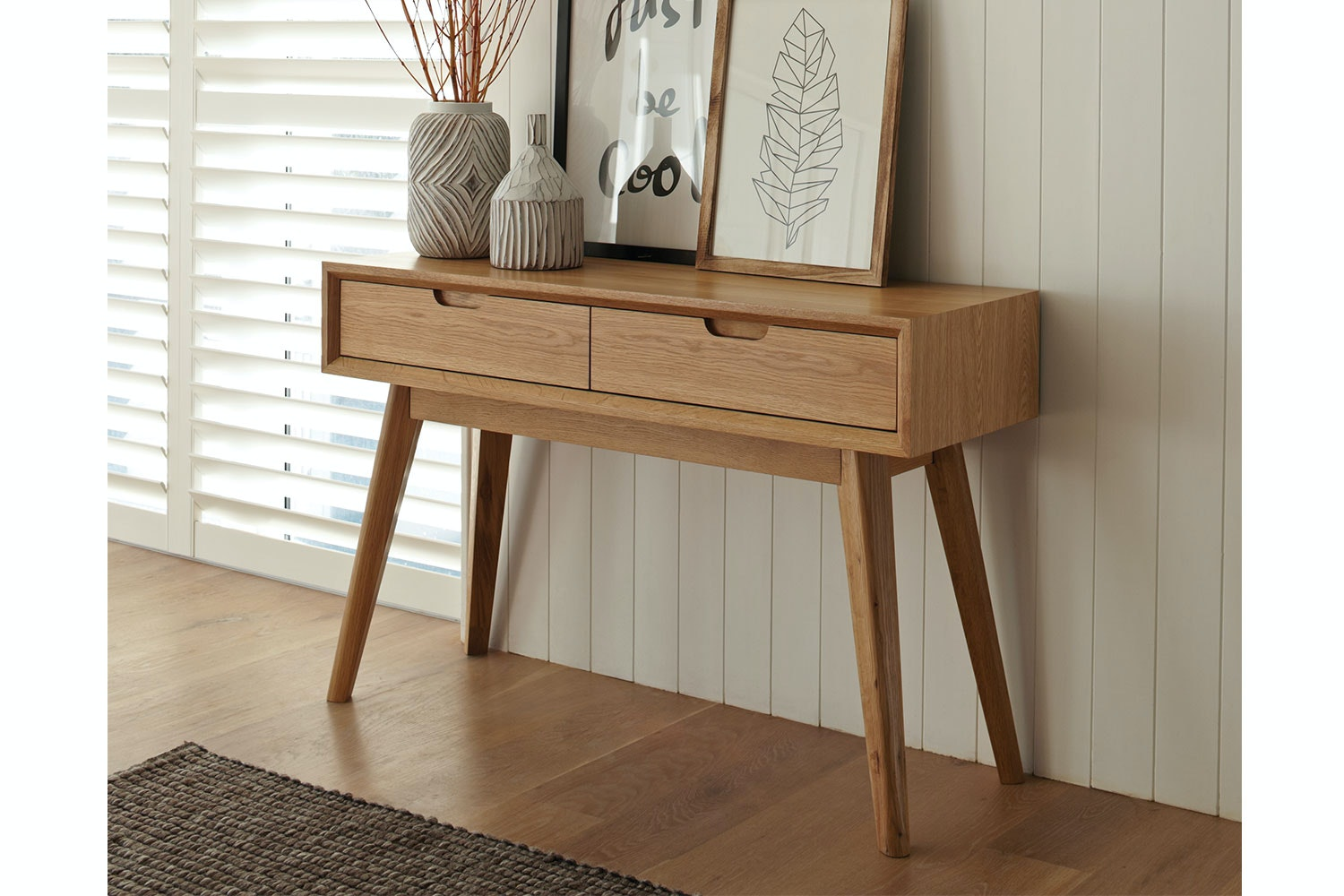 oslo console table by vivin