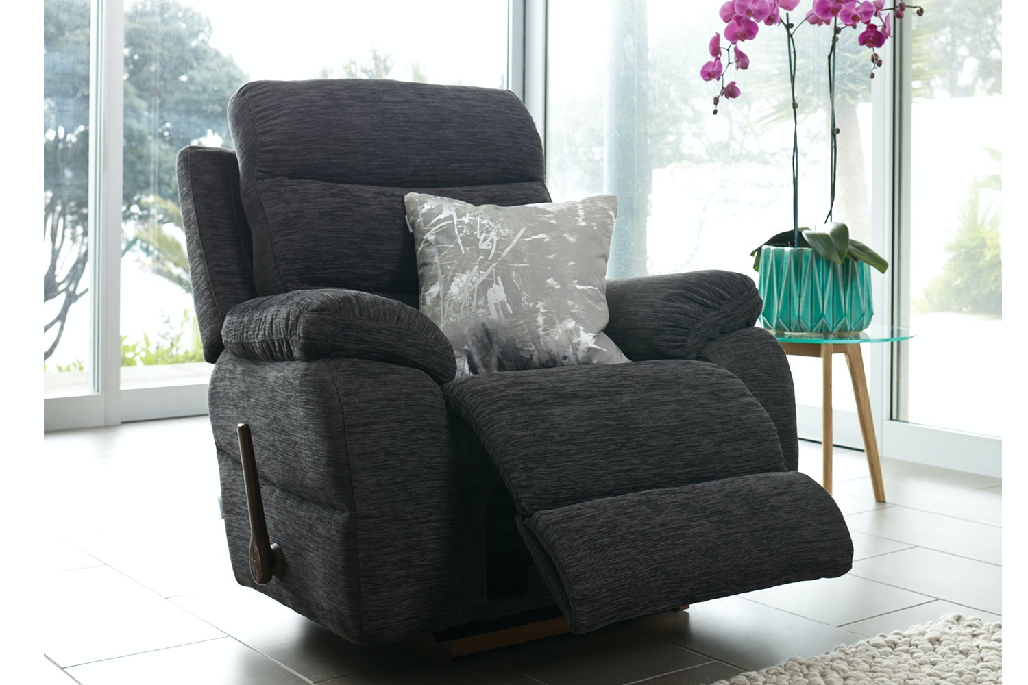 Dallas Fabric Recliner by La-Z-Boy
