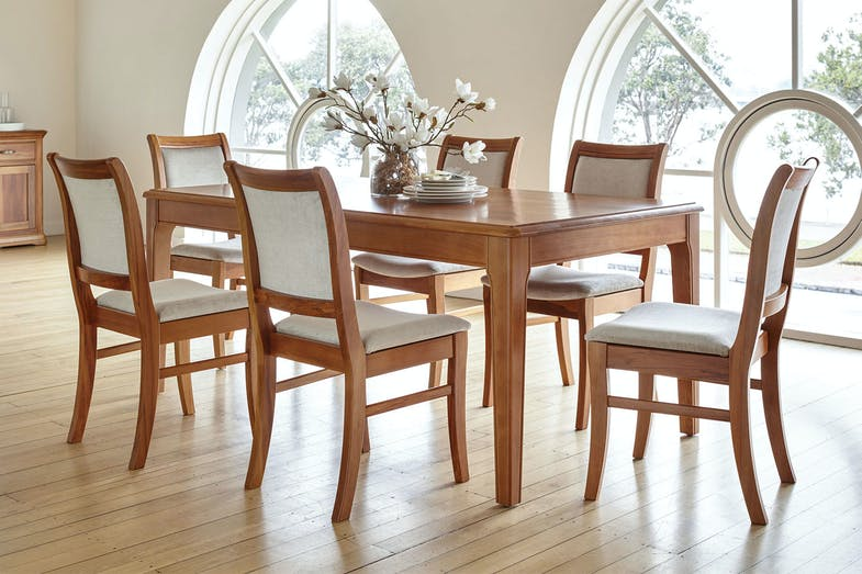 Opera Dining Table by Sorensen Furniture
