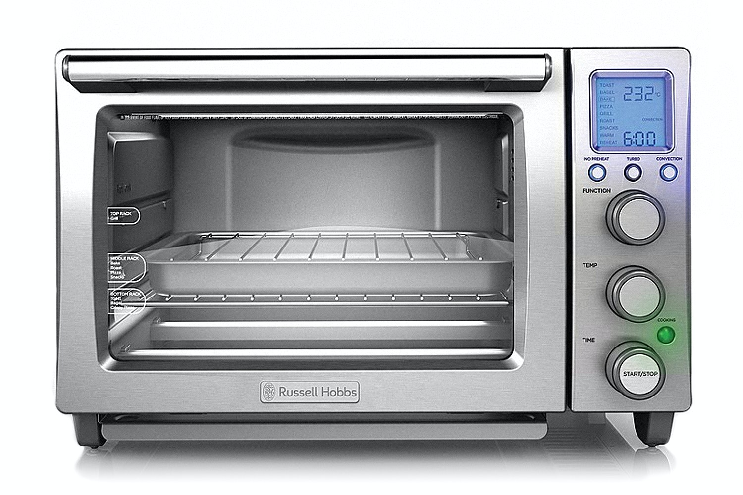 Online Shop Home Decor Russell Hobbs Performance Digital Convection Oven Harvey