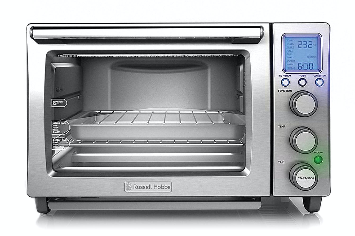 russell hobbs performance digital convection oven | harvey norman