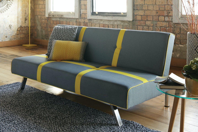 Image of Sardinia Fabric Sofa Bed