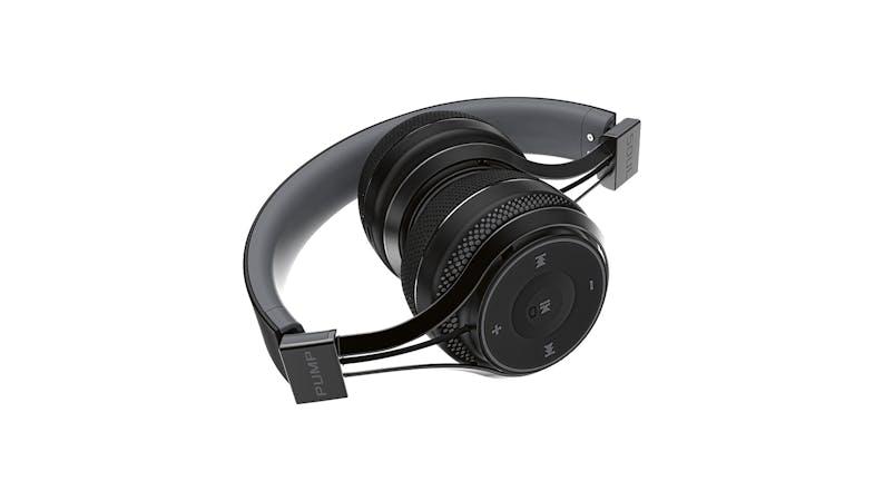 blueant pump soul bluetooth headphones harvey norman new zealand. Black Bedroom Furniture Sets. Home Design Ideas