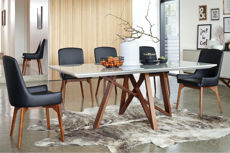 Monte Carlo 7 Piece Dining Suite By Insato Furniture