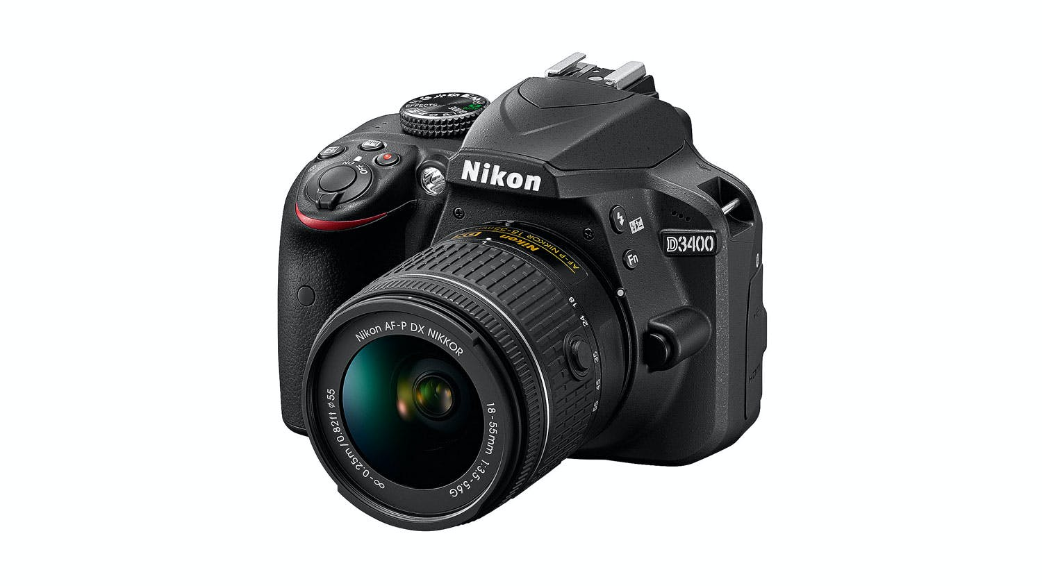 Nikon D3400 Digital Slr With A 18 55mm Lens Kit Harvey Norman New Cleaning 7 In 1 Zealand