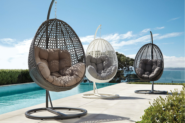 Malta Hanging Egg Chair