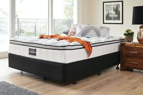 Pioneer Plush Bed by Sleepmaker