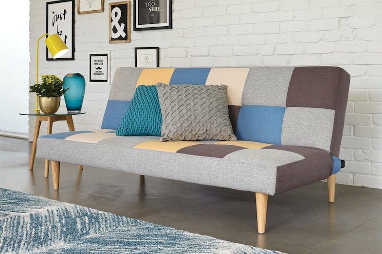 Jess sofa bed harvey norman new zealand for Sofa bed new zealand