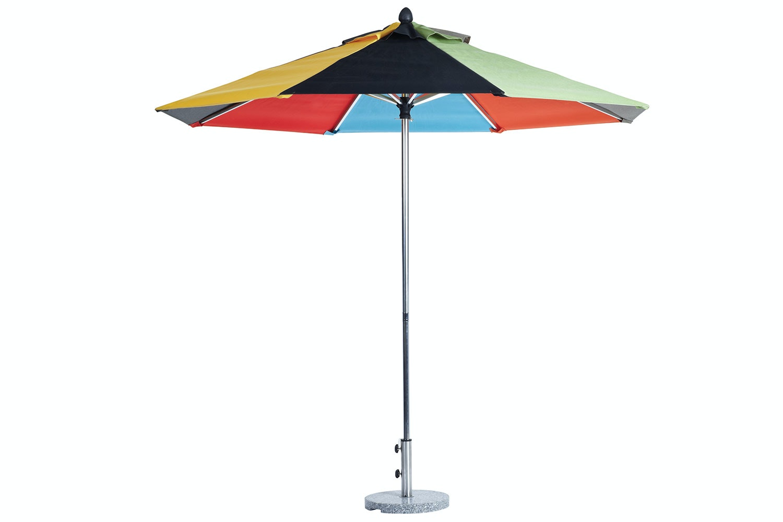 Triton 2.7m Acrylic Outdoor Umbrella by Peros