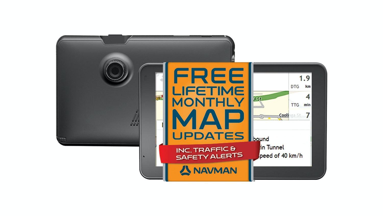 Navman Mivue Drive Gps Navigator