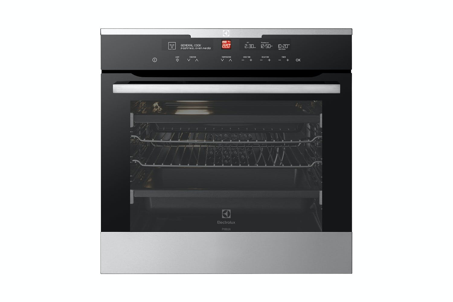 Electrolux 60cm 13 Function Pyrolytic Oven Harvey Norman