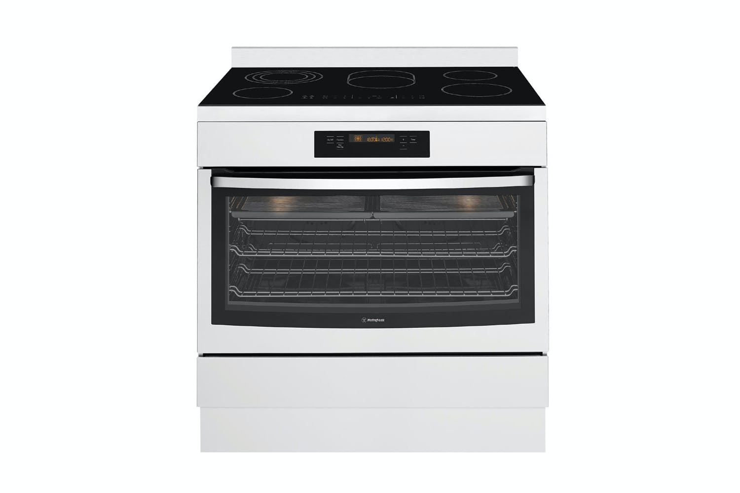 Westinghouse 90cm freestanding oven with ceramic cooktop harvey norman new zealand - Westinghouse and living ...