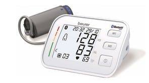 Beurer BM 57 Blood Pressure Monitor with Bluetooth