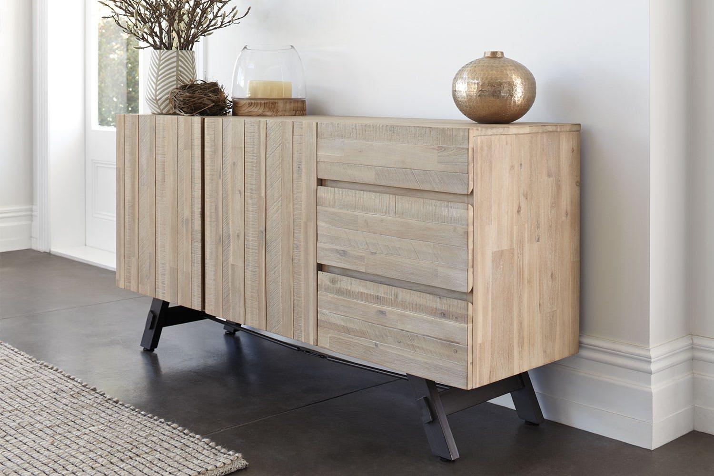 Portable kitchen island new zealand - Bari Buffet By John Young Furniture