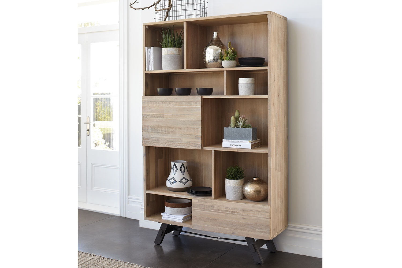 bari bookshelf by john young furniture