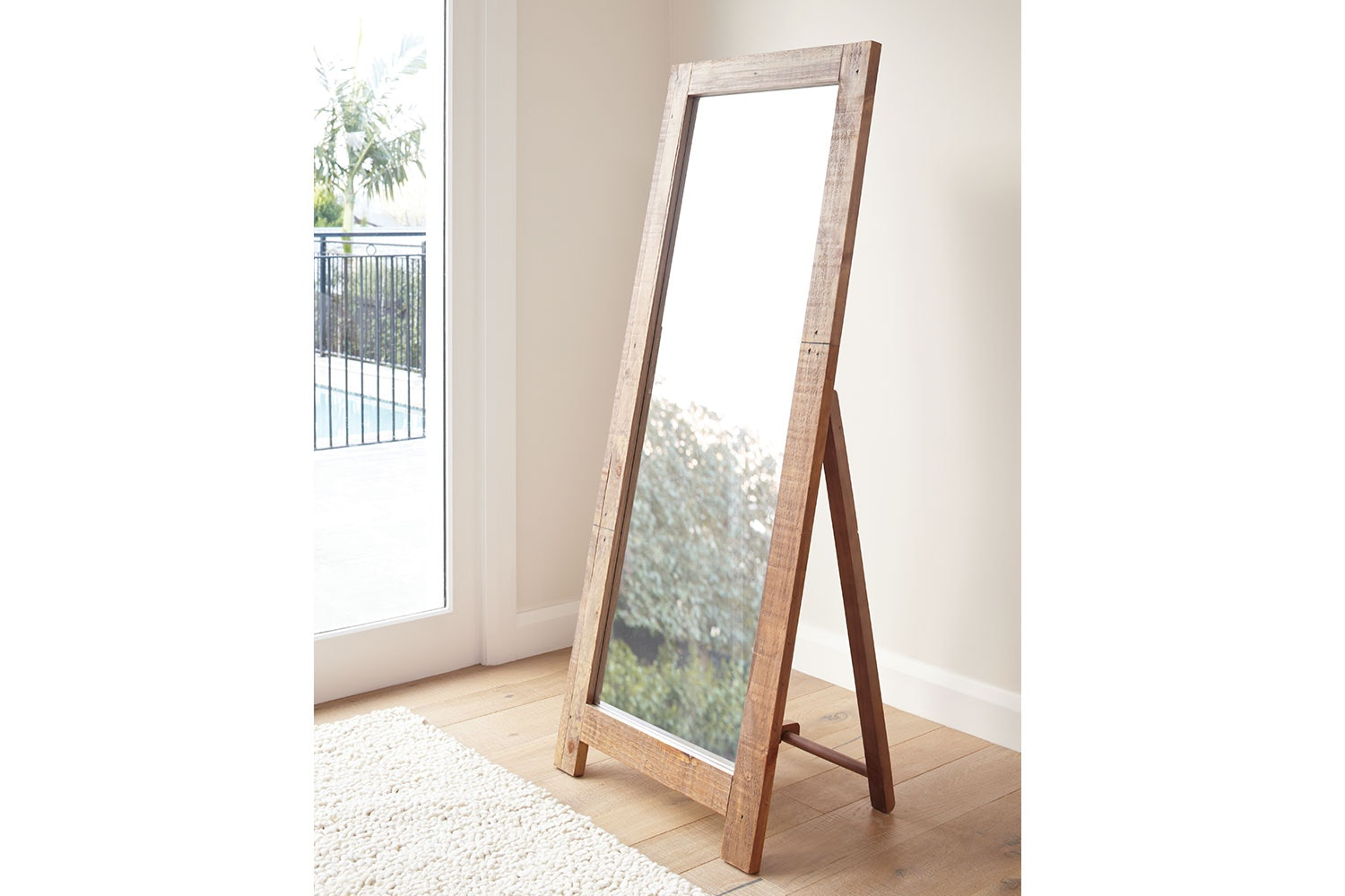 Coolmore Cheval Mirror by Stoke Furniture