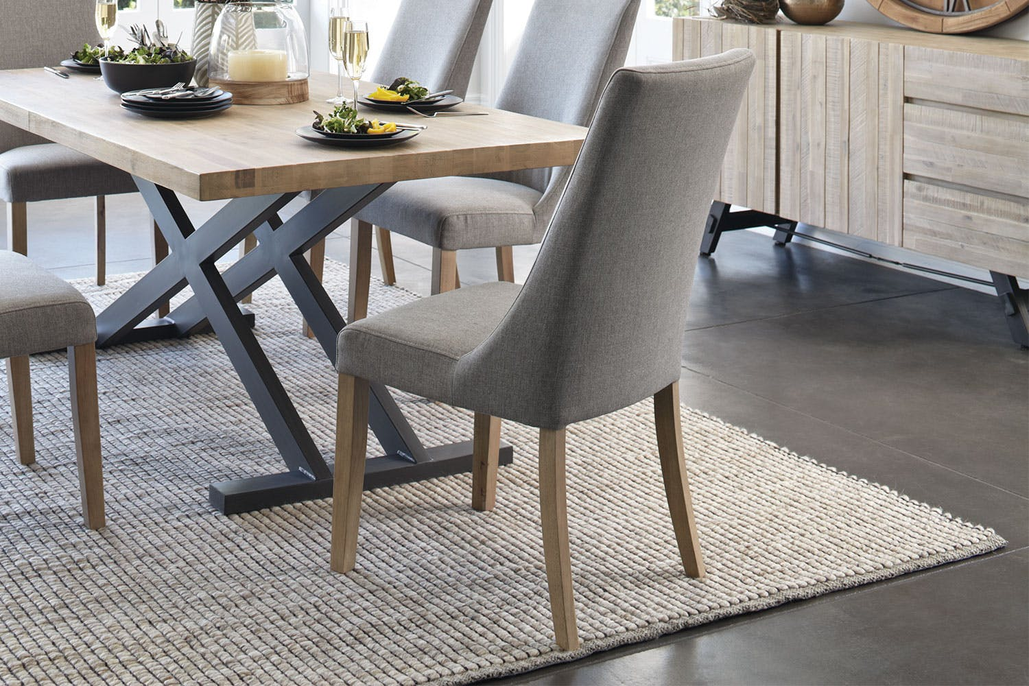 big sale ac079 c7a74 Bari Dining Chair by John Young Furniture