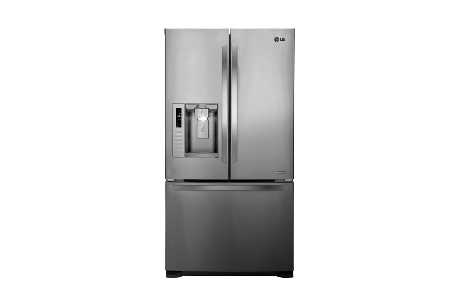 Lg 613l French Door Fridge Freezer Harvey Norman New Zealand