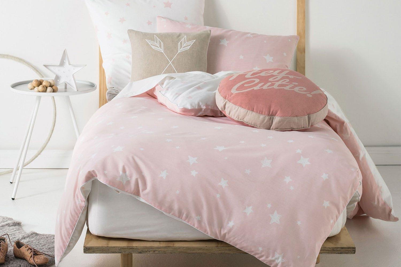 duvet cover s bedding girls babyface gingham children pink set single